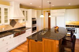 kitchens with islands photo gallery.  Islands Here We Have Another Twotiered Island Adding Contrast To A Kitchen With  Warm Natural Throughout Kitchens With Islands Photo Gallery I