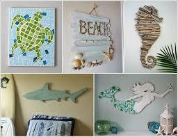 contemporary coastal wall art home decorating ideas 29 beach crafts diy canvas crate barrel australia decor uk s