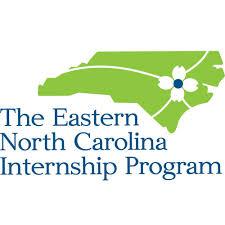 Eastern North Carolina Wall Map - The Map Shop