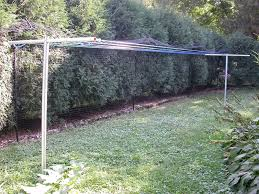 How To Make A Clothesline Best Heavy Duty TPost Clothesline Poles Clotheslines