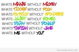 Cute Relationship Love Quote
