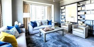 gray and blue living room grey blue living room grey living room with blue and yellow gray and blue living room