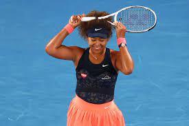 tennis bij de vrouwen: Naomi Osaka ...