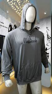 Clothing Design Manufacturers Custom Made Sports Hoodie Fabric Polyester Spandex Silver