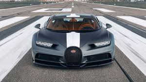 The chiron is the fastest, most powerful, and exclusive production super sports car in bugatti's history. Limited Edition Bugatti Chiron Sport Bridges The Gap Between Cars And Planes