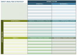 Strategic Plan Template Strategic Plan Template Incheonfair 7