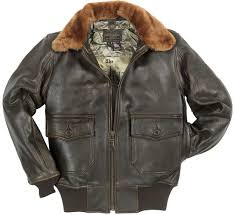 cockpit usa mens g 1 antique lambskin leather flight jacket