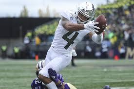 Mycah Pittman Football University Of Oregon Athletics