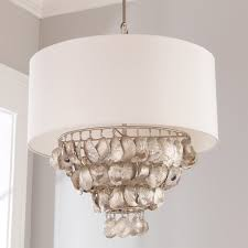 ultimate ideas beachy lighting on vouum coastal chandelier of sea glass chandeliers chic iron rope driftwood nautical for gallery cottage rattan