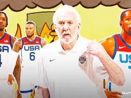 Team USA Basketball heading into ...