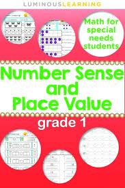 Grades K Kindergarten Math Worksheets For Special Needs Students All ...