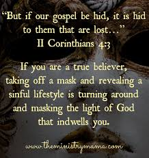 Being A True Christian Quotes Best Of The Hidden Dangers Of A Christian Wearing A Mask The Ministry Mama