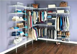 closetmaid stackable stacking storage image of closet maid shelving in espresso laminate cubeicals 12 cube organizer