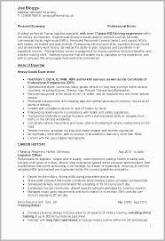 Reserve Officer Sample Resume New Warrant Officer Resume Summary Example Warrant Ficer Resume Examples
