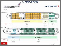 Emirates A380 Aircraft Seating Plan The Best And Latest