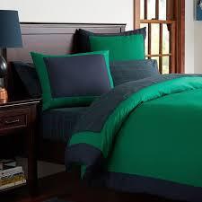 colorblock reversible duvet cover sham pbteen orange bedding