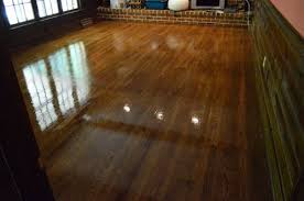spiffing up sad looking floors wax on wax off young house love