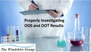 Investigating Out-of-Specification (OOS) in Pharmaceutical Production