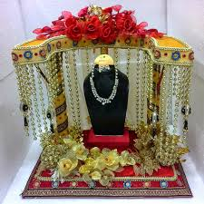 Indian Wedding Tray Decoration Wedding Tray Decoration 4