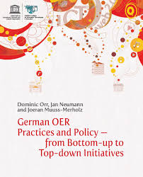 German OER Practices and Policy – from Bottom-up to Top-down Initiatives –  UNESCO IITE