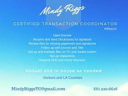 About Me – Mindy Riggs Virtual Assistant