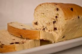 White Bread Loaf With Orange Zest And Chocolate Chips Road To Pastry
