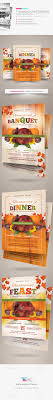 thanksgiving dinner flyer templates by kinzishots graphicriver thanksgiving dinner flyer templates holidays events