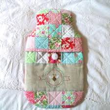 hexi cushion | SEWING | Pinterest | Cushions & Sew Sweet Violet ~ Patchwork hot water bottle cover Adamdwight.com