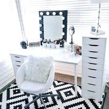 desk chairs white makeup desk chair table explore rooms makeup desk chair