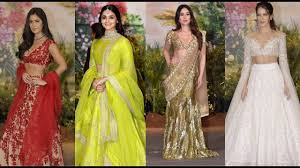indian wedding guest outfit hairstyleakeup ideas inspired by
