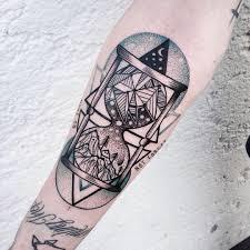 татуировки в виде часов подборка фото
