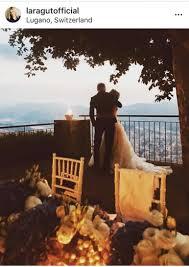 Lara Gut Valon Behrami Hochzeit in 2020