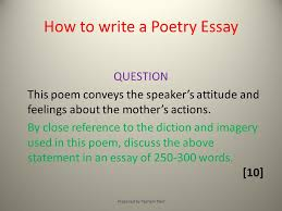 mbuyiseni oswald mtshali ppt video online  how to write a poetry essay