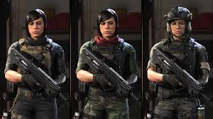 Meet the Operators of Call of Duty ...