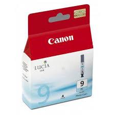 <b>Картридж Canon PGI-9PC</b> (1038B001) струйный голубой фото ...
