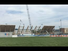 Ud Football Stadium Seating Chart Videos Matching Construction At Stadium At University Of