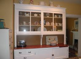 Corner Kitchen Hutch White Kitchen Cabinet With Hutch