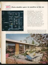 better homes and gardens house plans. 1958 Midcentury Idea House Better Homes And Gardens Plans S