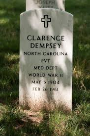 Clarence Dempsey (1904-1961) - Find A Grave Memorial