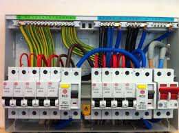 electrician services for electrical installations repairs fault new split rcd consumer unit