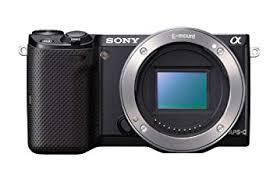 Sony Nex Comparison Chart Sony Nex 5t Mirrorless Digital Camera Body Only