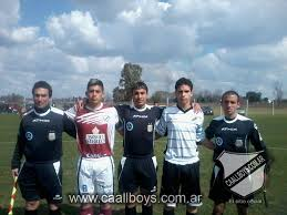 CLUBATLETICOALLBOYSDEBSAS - Sitio No Oficial del Club Atlético AllBoys -  Argentina: Inferiores vs Deportivo Merlo