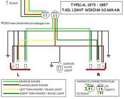 brake light wiring diagram 1994 gmc sierra wiring diagram 1992 gmc sierra 1500 wiring diagram car fuse box and