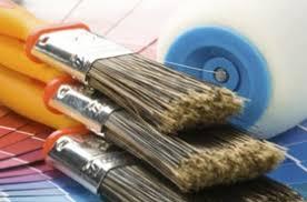 Купить <b>кисть флейцевую</b>, миксер для смешивания красок