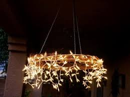 image of outdoor lighting chandelier fixtures