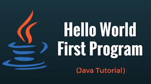 How To Design A Java Program Hello World How To Create Your First Java Program