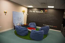 google office in uk. Google Partners Corner - Adtrak Nottingham, England (UK) Office In Uk