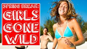 Spring Break Girls Gone Wild YouTube