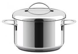 <b>Кастрюля ВСМПО</b>-<b>Посуда</b> Гурман-Классик 110315 1,5 <b>л</b> — купить ...