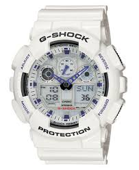 g shock men s analog digital white resin strap watch ga100a 7a g shock men s analog digital white resin strap watch ga100a 7a